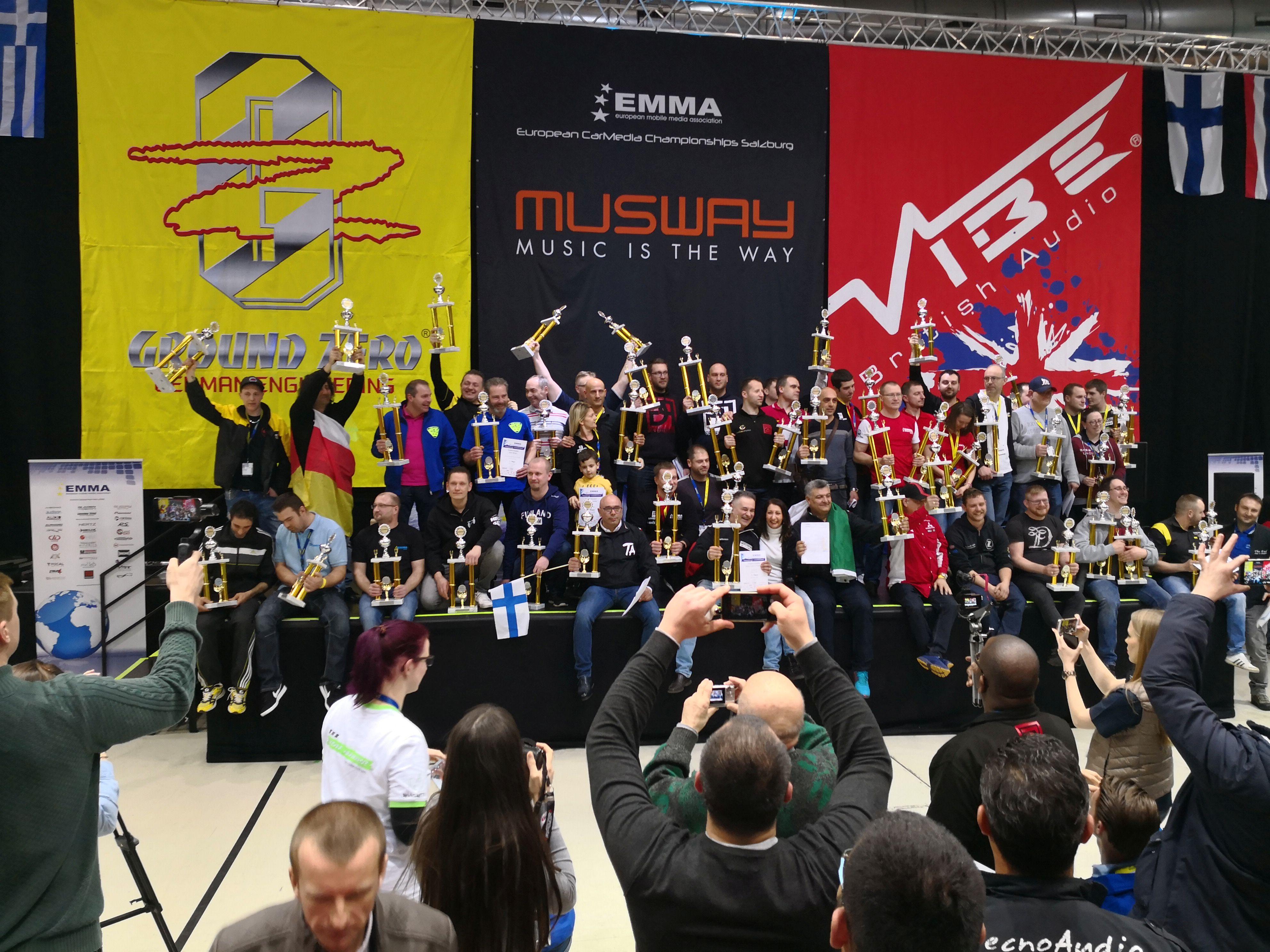 EMMA Europafinale @ CarMediaWorld | Salzburg | Salzburg | Österreich